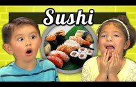 Kids vs. Food – Sushi