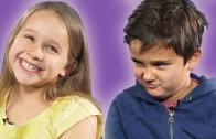 Kinderen bekennen hun gevoelens