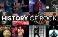 De geschiedenis van Rock