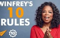 Oprah Winfrey's Top 10 voor Succes
