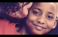 Ziek kind krijgt wondernieuws