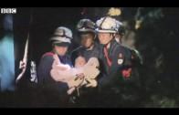 Baby van onder puin gered