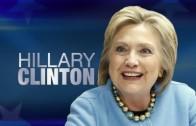 Clinton praat over vrouwenzaken