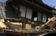 Dodelijke aardbeving raakt Japan