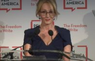 "Rowling: ""Trump is beledigend en onverdraagzaam"""