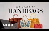 100 jaar handtassen