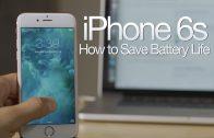 12 Tips om de levensduur van je iPhone 6s te rekken