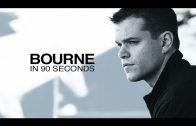 Bourne In 90 seconden