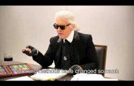 Karl Lagerfeld creatief directeur Fendi over dit modehuis