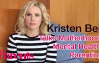 Kristen Bell over opvoeding