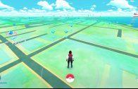 Pokémon Go horizontale stand