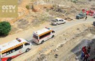 5000 mensen geëvacueerd uit sloppenwijken Damascus