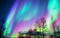 Prachtige Noorderlichten