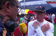 Reactie Max Verstappen na Belgian GP