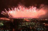 Rio sluit knallend af