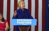 Clinton belooft te vechten voor gehandicapten
