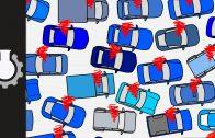 Een simpele oplossing tegen druk verkeer