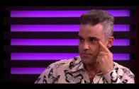 Wereldster Robbie Williams interviewt Katja Schuurman
