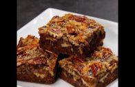 Chocolade pecan reep