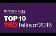 De top 10 TED Talks van 2016