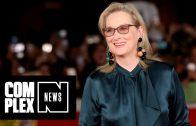 Meryl Streep haalt hard uit naar Trump tijdens Golden Globes