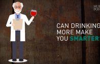 Toch niet dommer van alcohol?