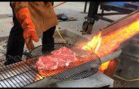Barbecueën op een wel heel unieke manier