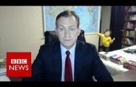 BBC expert wordt onderbroken door zijn kinderen