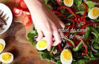 Zonnige Salade Niçoise