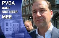 PvdA doet niet meer mee