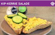 Kip-kerriesalade voor op je brood