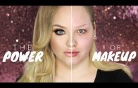 The power of make-up!