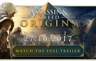 De eerste echte beelden van Assassin's Creed Origins