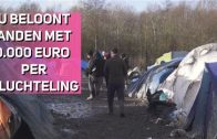 EU betaalt 10.000 euro per vluchteling