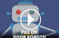 Robots nemen je baan over!