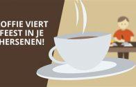 Waarom is koffie een feestje voor je hersenen?