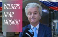 Wilders haalt banden met Moskou aan