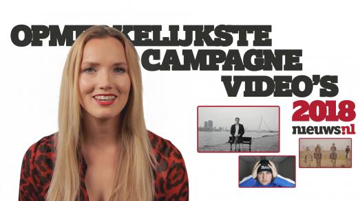 Verkiezingen gemeenteverkiezingen campagnevideo's