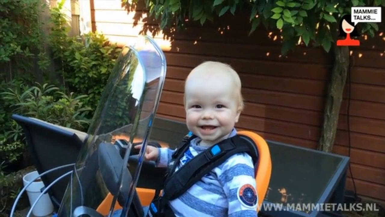 Thule Ride Along fietstoeltje: