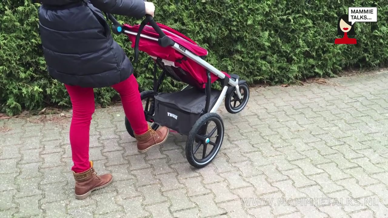 Thule Urban Glide kinderwagen