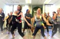 De nieuwe sporthype: dansen met je baby