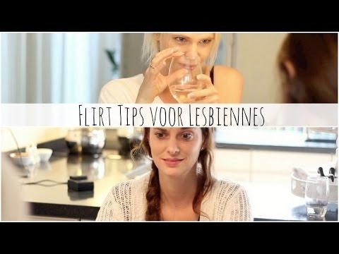 Flirt tips voor lesbiennes