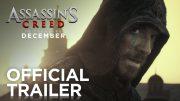 Assassin's Creed – Trailer World Premiere