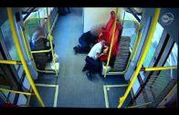 Treinmachinist redt treinpassagiers