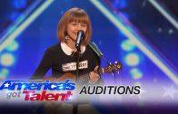 Grace VanderWaal: de 12 jarige ukelele speler