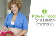 7 power foods voor een gezonde zwangerschap