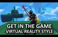Stap in een videospel