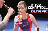Als je meedeed aan de Olympische Spelen