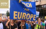 Onrust onder Britse studenten in EU-landen