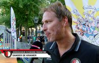 Feyenoord verzorgt sportieve opening